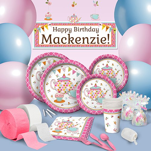 Tea Time Ultimate Party Pack