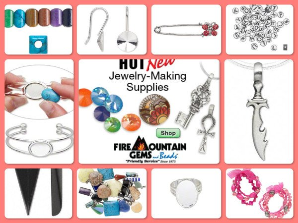 Fire Mountain Gems and Beads Party Inspiration