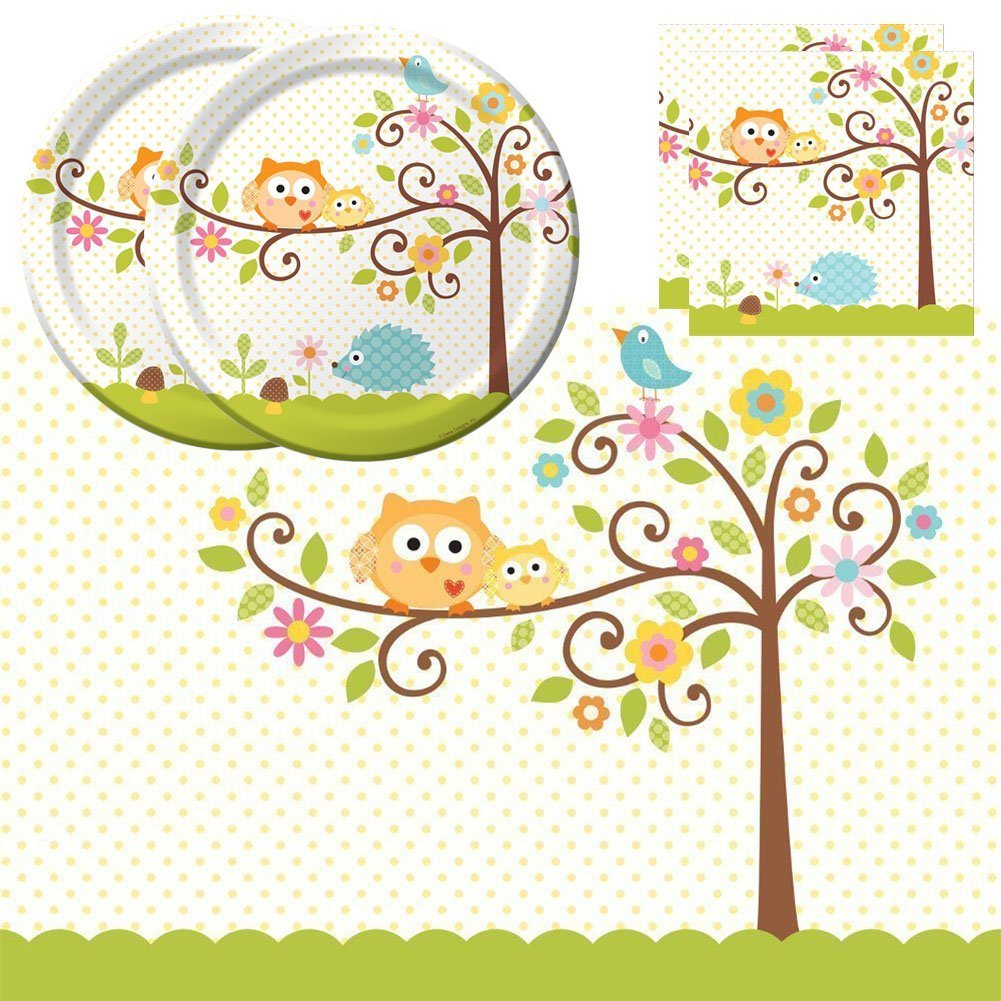 Happi Tree Party Supplies Pack
