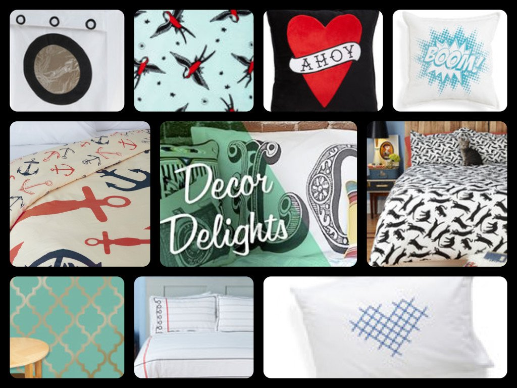 ModCloth Dorm Room Decor