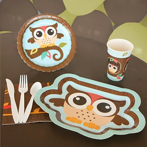 Owl Theme Party Kit
