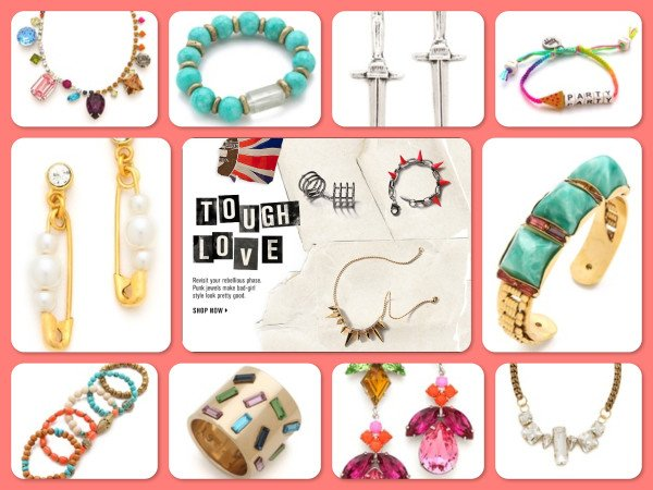 Shopbop Jewelry Trends