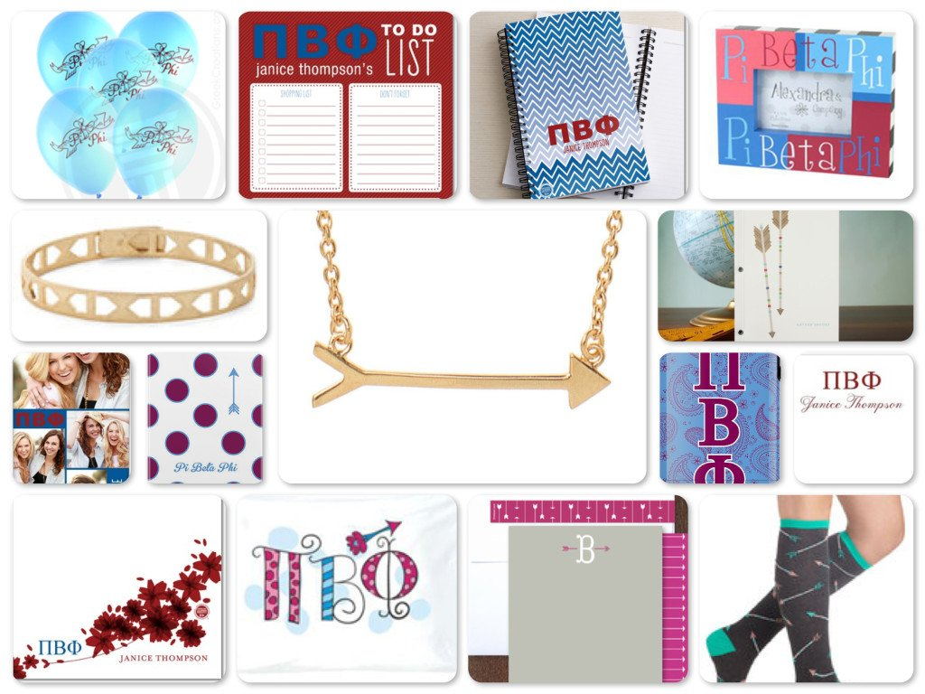 Best Pi Beta Phi Gifts