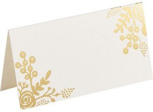 Shocking image intended for gold printable place cards