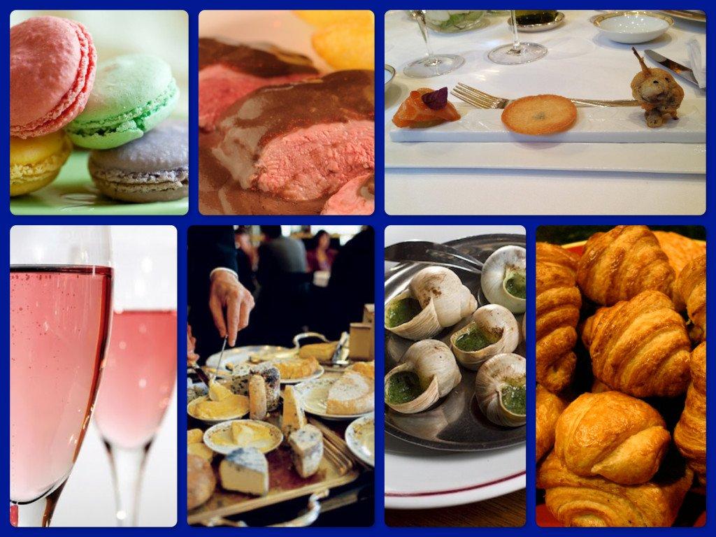 Paris Theme Party Food & Drink Ideas