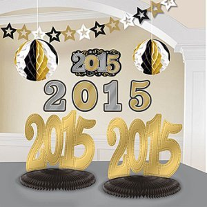 2015 New Year's Decorating Kit