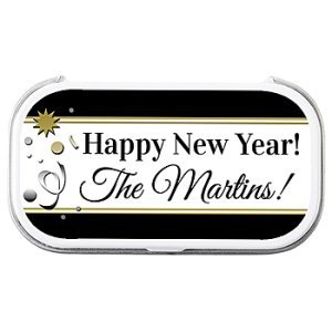 Elegant Party Personalized Chewing Gum