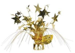 Gold Star Gleam 'N Spray Centerpiece
