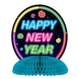 Happy New Year Centerpiece