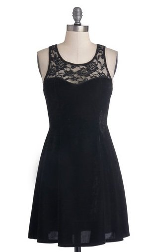 ModCloth little black dress