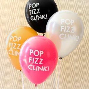 Pop Fizz Clink! Balloons
