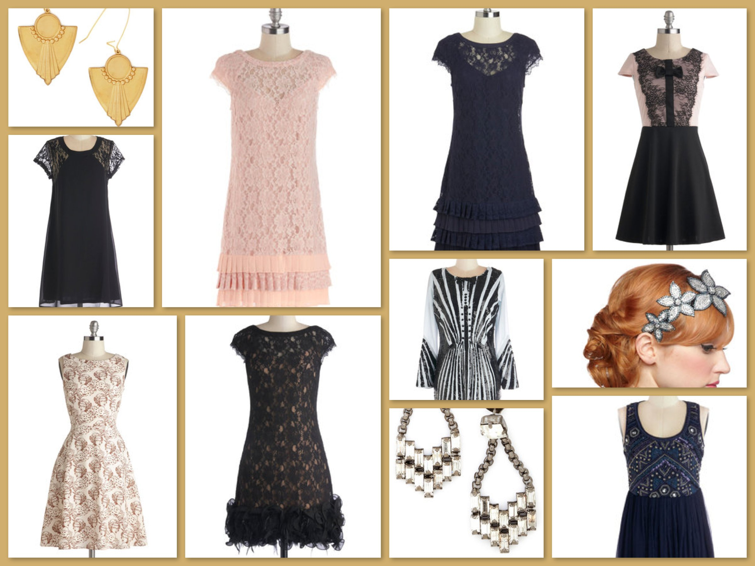 new years eve great gatsby roaring 20s party dresses