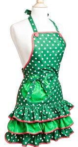 Holiday Flirty Apron
