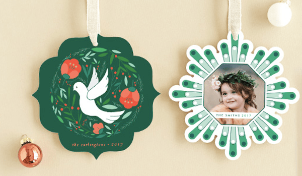 The Best Ornament Holiday Cards