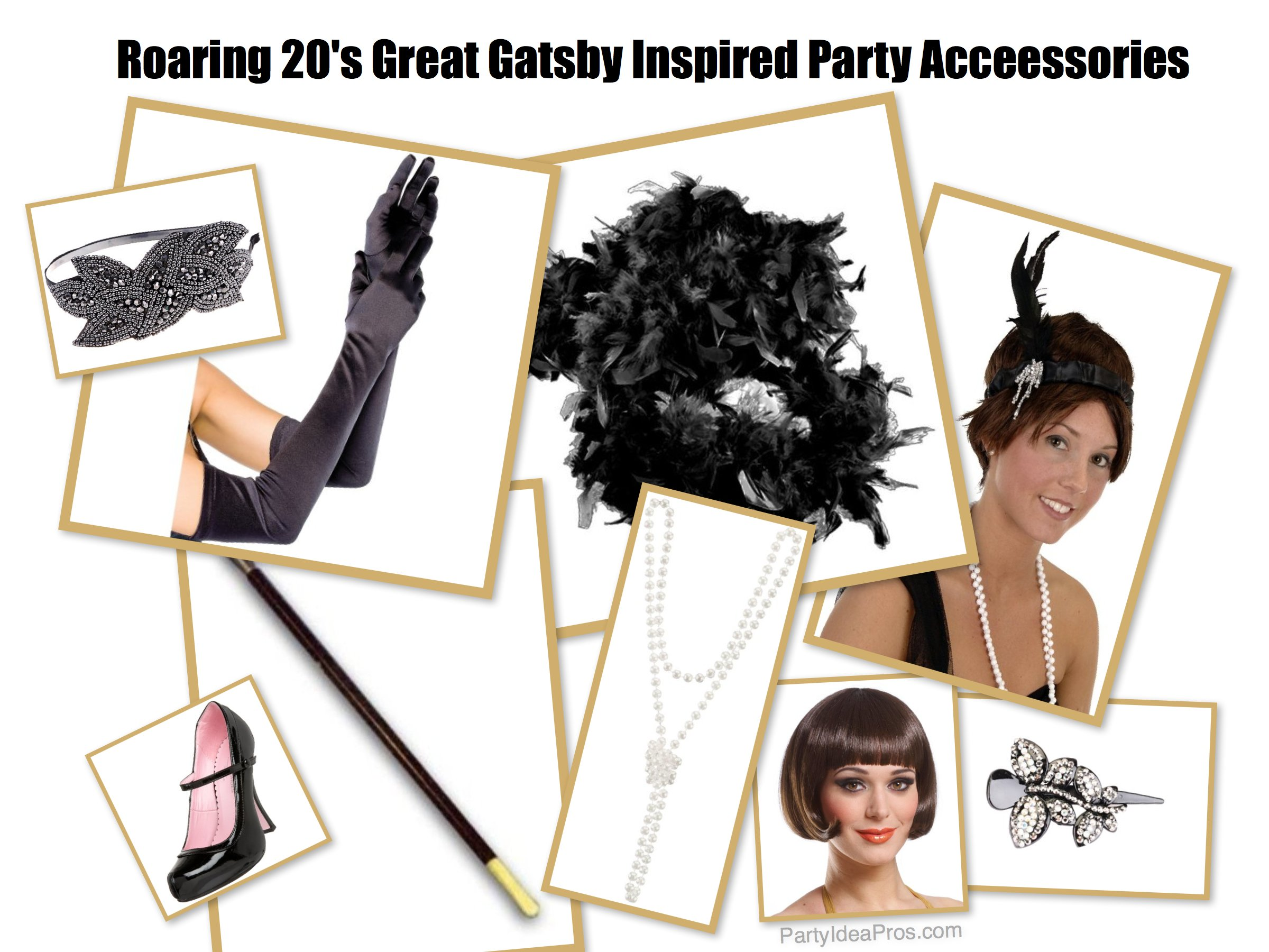 Great Gatsby Party Dress Code