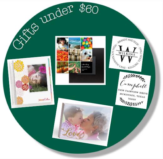 Gifts under $60