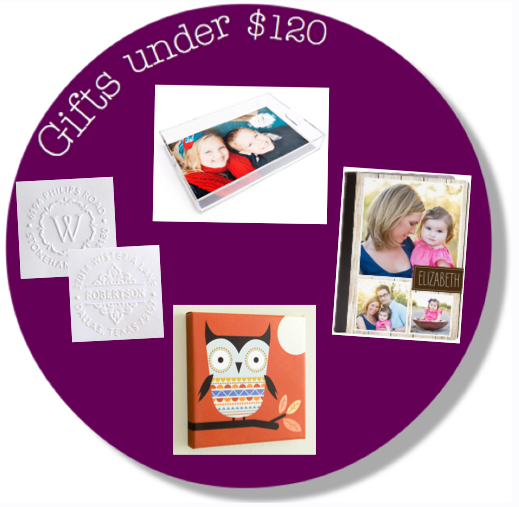 Gifts under $120