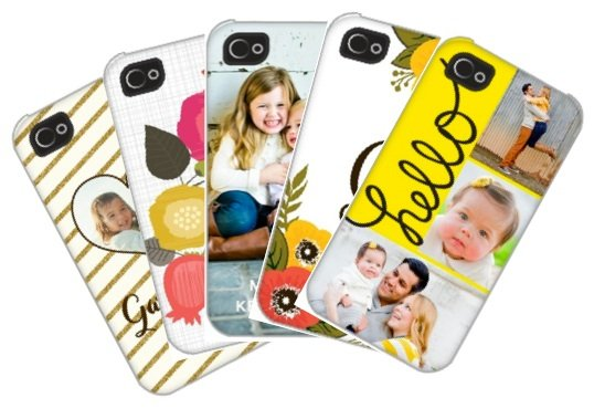 TinyPrints iphone cases