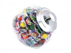 candy jar jawbreakers