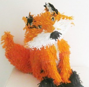 fox theme party planning ideas decor supplies birthday parties