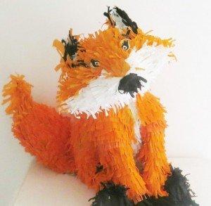 fox pinatas