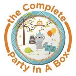 Boy's Happi Woodland Party Supplies
