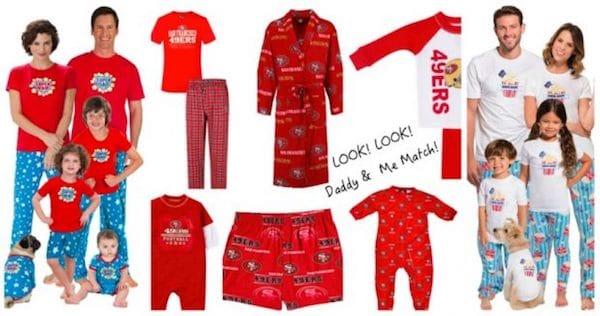 Daddy and Me Matching Pajamas