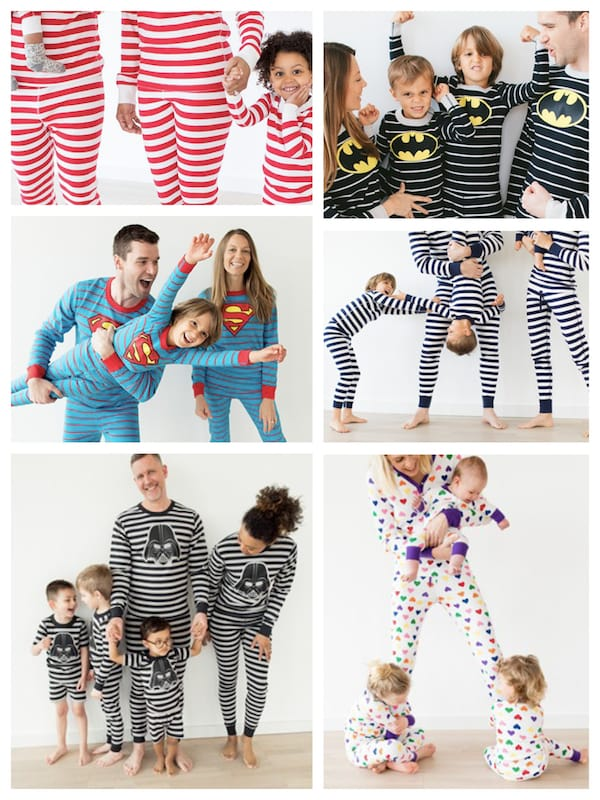 Striped PJs for the Whole Family a159cadbd
