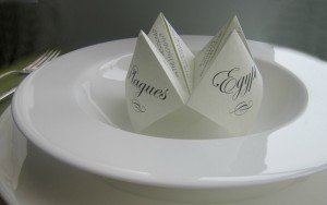 Passover Cootie Catchers