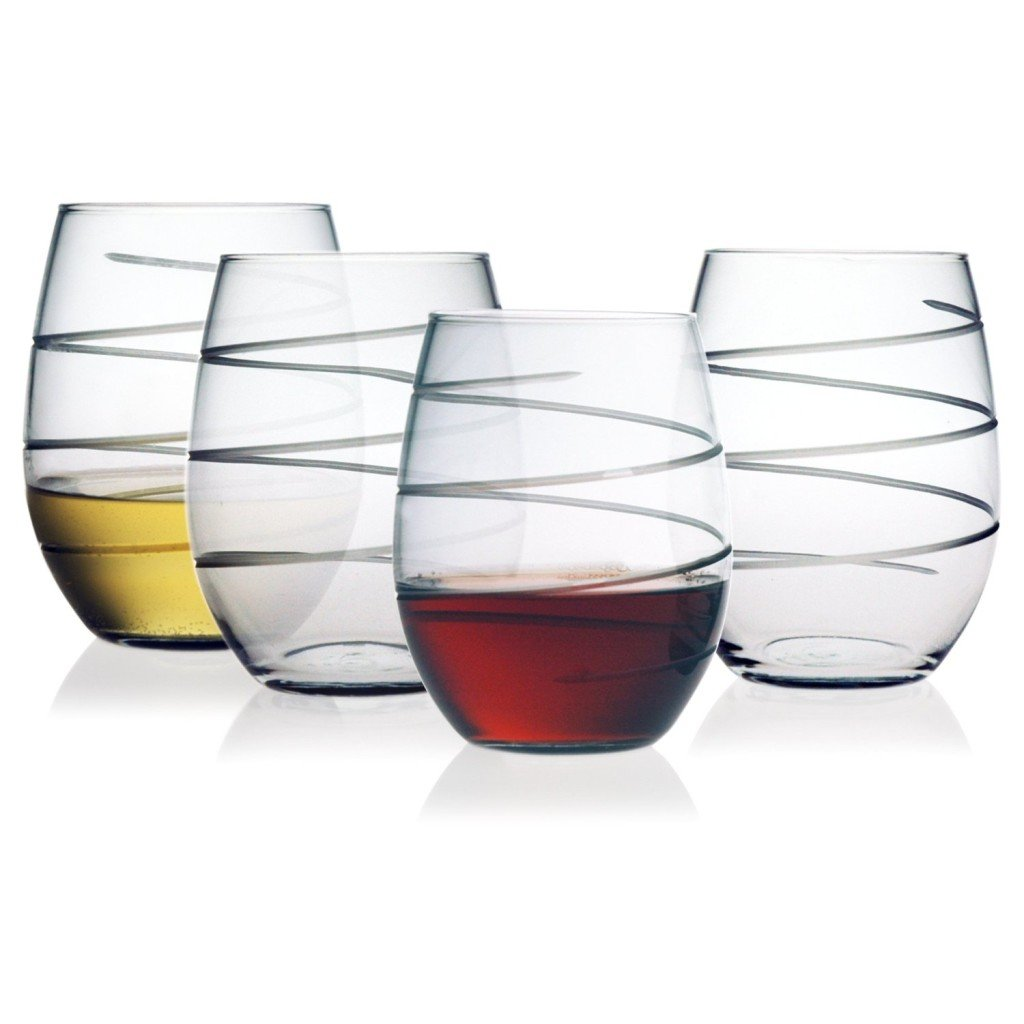 Susquehanna Stemless Wine Glasses
