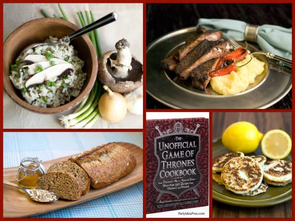 Fun Recipes For Your Game Of Thrones Viewing Party Partyideapros Com