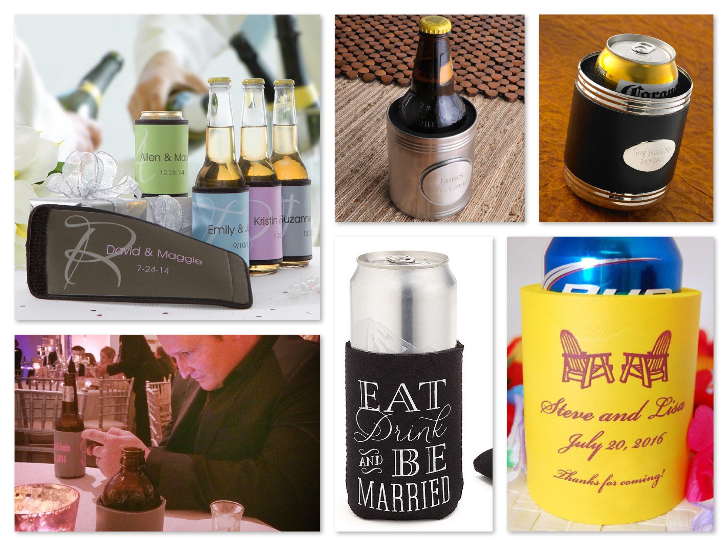 Jamie Lynn Spears Chooses Personalized Beer Koozies For Her Wedding Favors