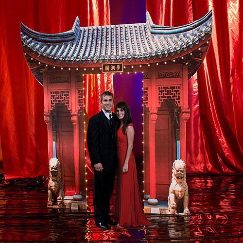 Asian Theme Prom