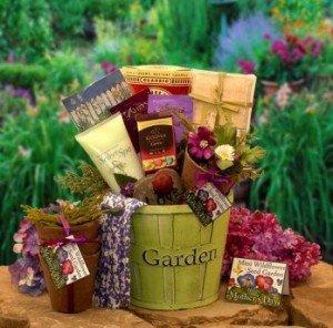 Delightful Gardener Gift Basket