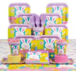 Easter Patchwork Bunny Party Kit