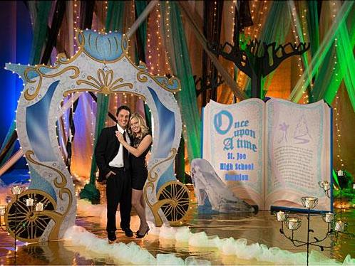 Enchanted Fairytale Prom Theme