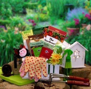Gardener's Gourmet Gift Basket