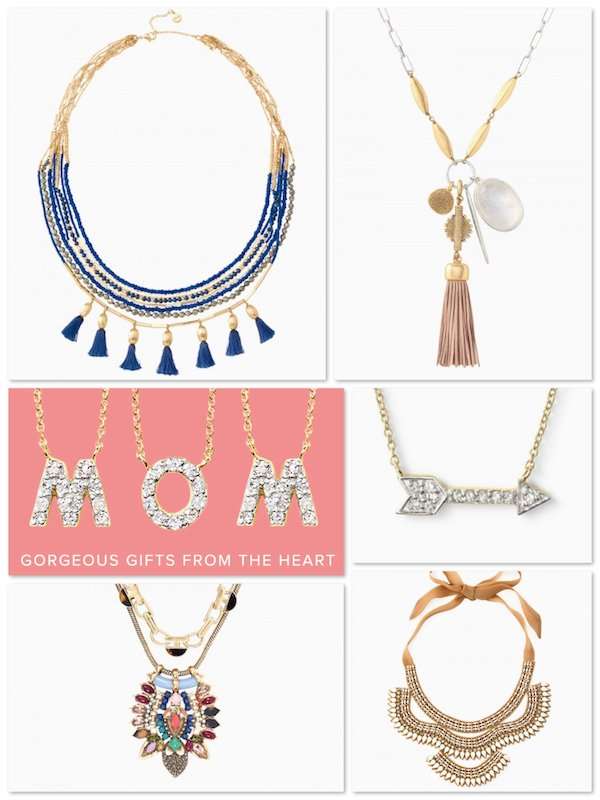 Stella & Dot Mother's Day Gifts - Think Statement Necklaces!