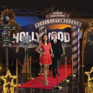 Hollywood Theme Prom