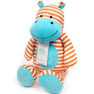 Hope Hippo Poetic Plush
