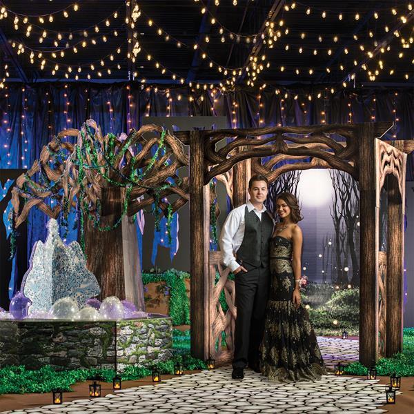 Midsummer Nights Dream Prom Theme