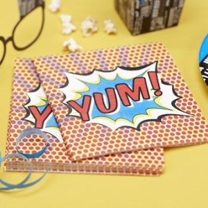 Pop_Art_Superhero_Napkins