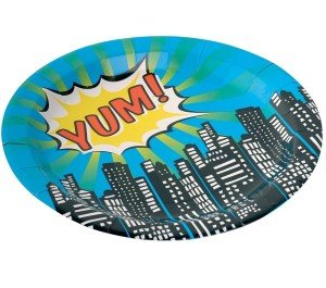 Pop_Art_Superhero_Plates