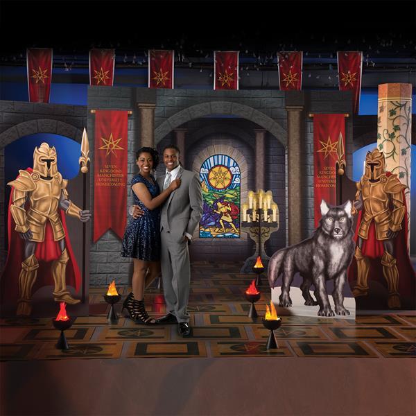 Seven Kingdoms Prom Theme