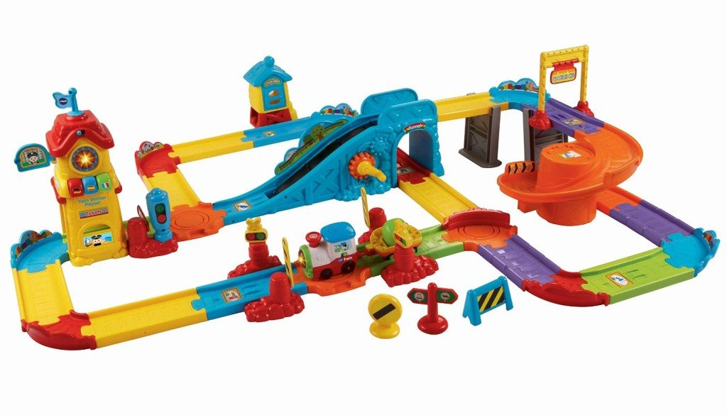 Smart Wheels - Train Station Playset