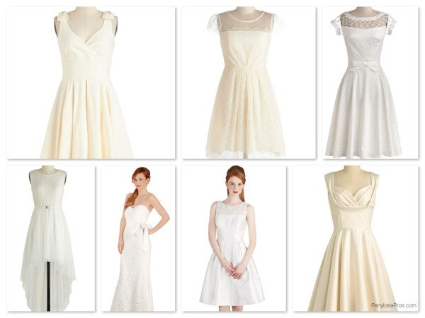 Vintage Inspired Quick Delivery Wedding Dresses