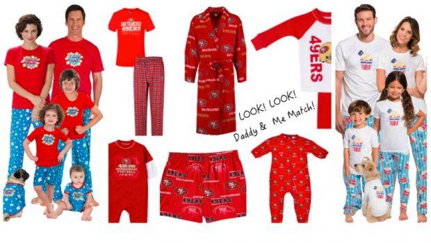 Best Dad Gift >> Daddy & Me Matching Pajamas
