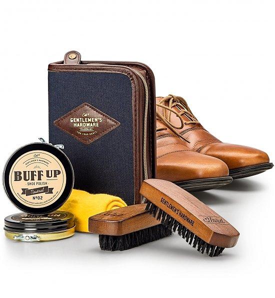 Gentleman's Hardware Shoe Polish Gift for Dad