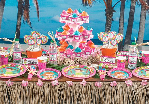 Hula Honey Party Supplies