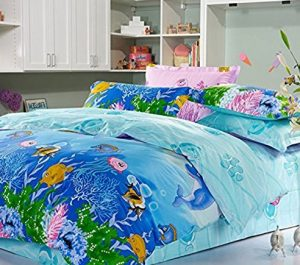 Underwater World Bedding